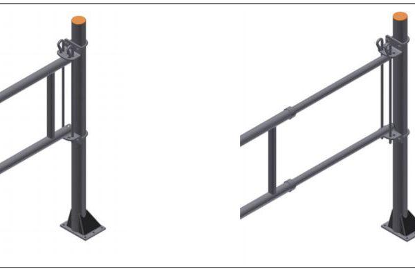 Pinsluiting aan standbuis1