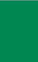 Groen 100 % dicht