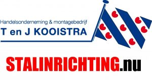 Logo Stalinrichting Friesland