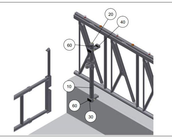 Koppeling Twist&Lock of Classic Lock